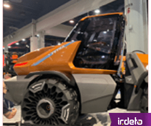 A day at ConExpo 2020: Space age construction machines, celebrating operators and awkward human interaction.