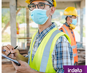 The 4P's to build your COVID-19 Checklists for Construction Companies