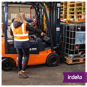 Get more out of your forklift operators without training
