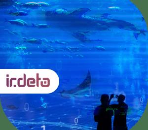 An aquarium of sharks? A cybercriminal sees an opportunity!