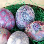 Lucunya Telur Berukir Motif Batik, Yuk Coba Buat di Rumah