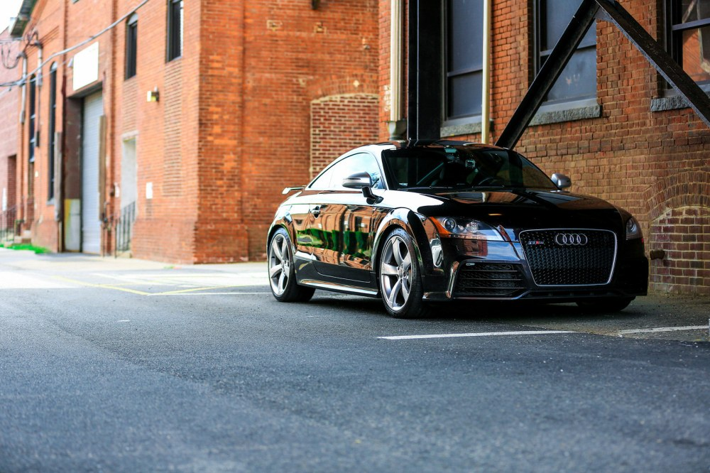 medium resolution of keith s audi tt rs with rs500 turbo kit