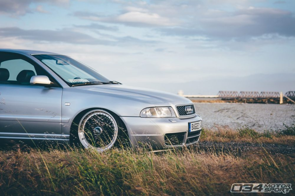 medium resolution of audi b5 s4 on bbs wheels