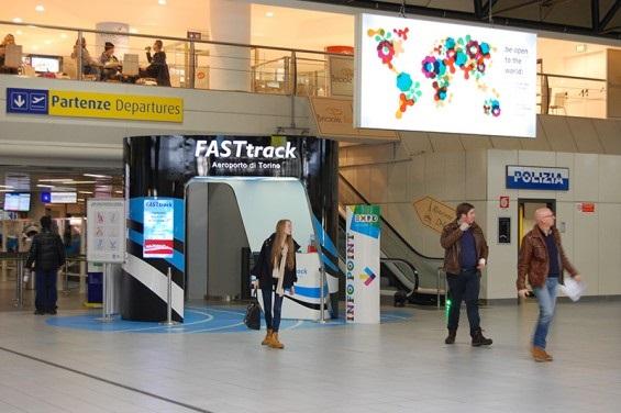 Fasttrack Stationnement de l'aéroport