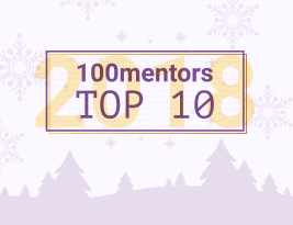 Happy Holidays from 100mentors!