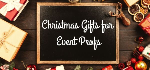 Christmas Gifts For Event Professionals