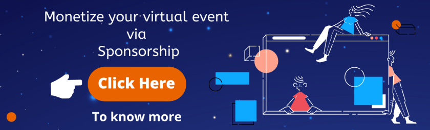 monetize your virtual event
