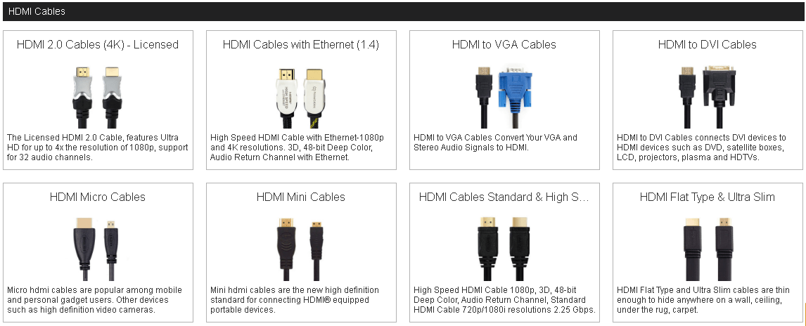 Cyber Monday Tips: Don't Buy HDMI Audio Cable in Store