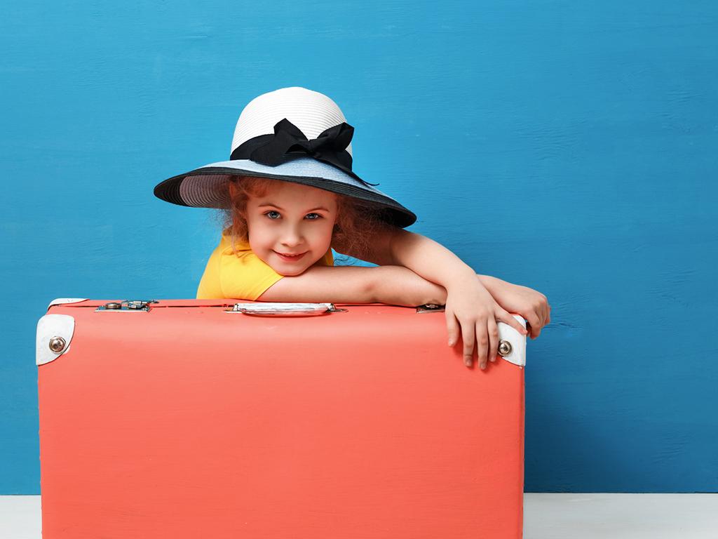 Melhores viagens para crianças
