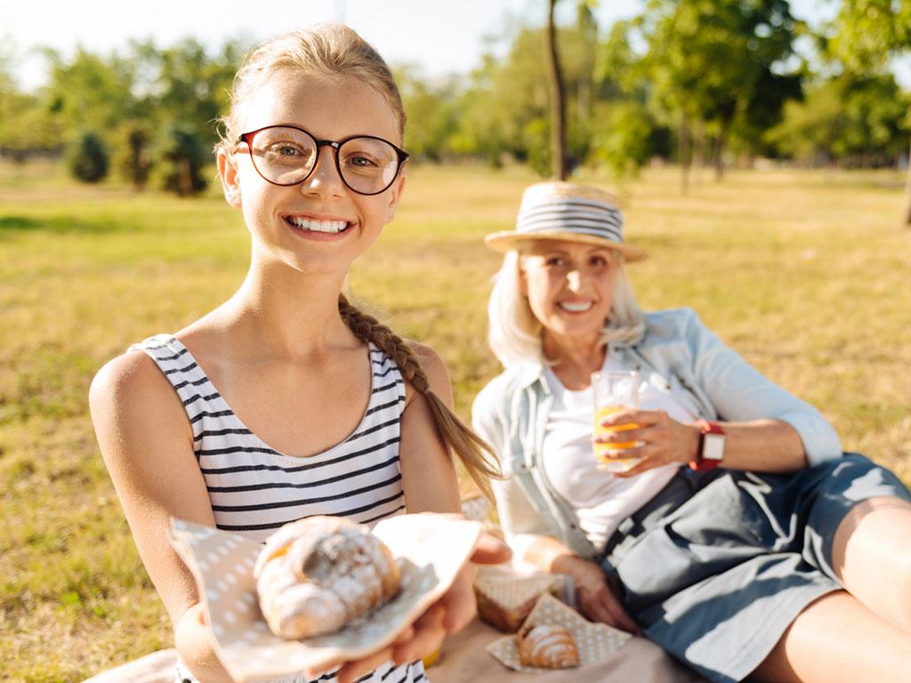 Viagens nacionais com comida boa