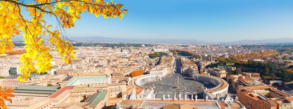 7 dias pela Itália. Roma.