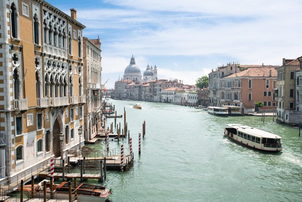 7 dias pela Itália. Veneza.