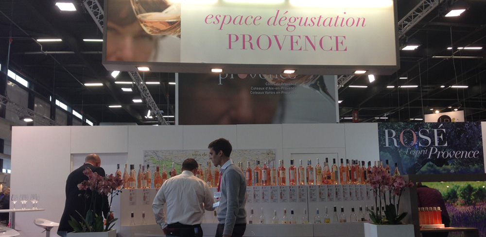 Stand provence vinexpo 2015