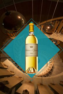 meilleurs vins pour les fêtes Bouteille d'Yquem