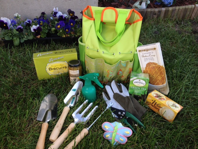 Gourmet Garden Tote With Tools Gift Basket 1800Baskets