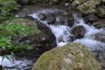 高知市の山の中 ◆平家の滝(旧鏡村)