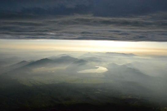 富士山 富士登山 登山 下山