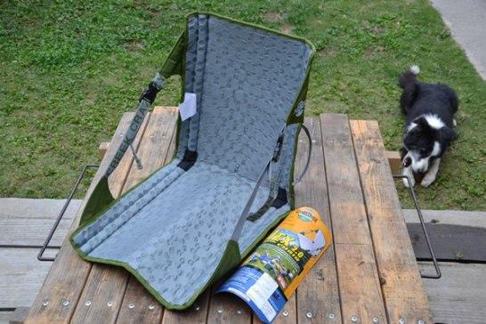 クレイジークリーク 座椅子