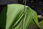 加水分解したテントのフライをPORON-Tで復活するか試してみた結果!!