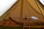 キャンバスキャンプ シブレー500 テントのインナー「1/4」を購入してみました!!(CanvasCamp Sibley 500 スタンダード)