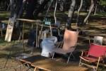 【高知でキャンプ】桂浜から車で5分の種崎千松公園で冬キャンプ!!