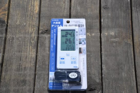 温度計 キャンプ テント 薪ストーブ