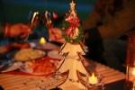 クリスマスキャンプを飾る!クリスマスツリーが完成!!(^^)