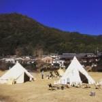 【高知でキャンプ】2017年初キャンプ+撮影+新年会で四万十町ふるさと交流センターへ!