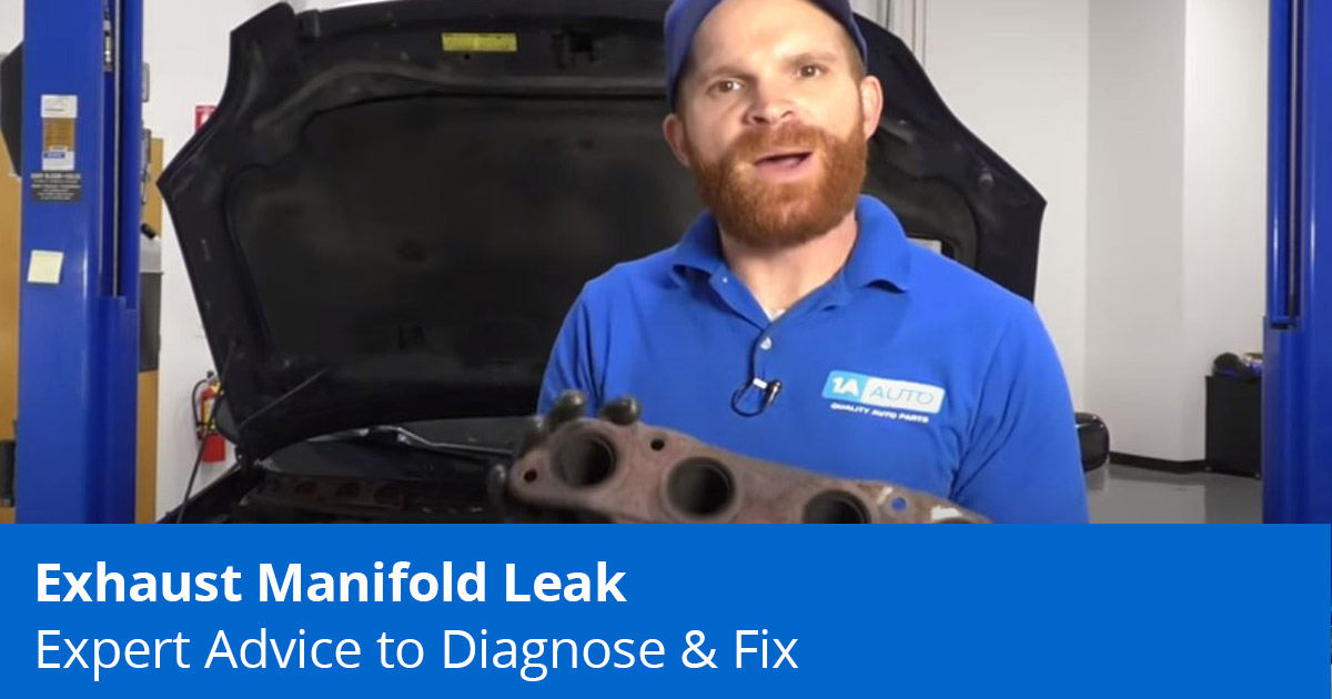 exhaust manifold leak what are