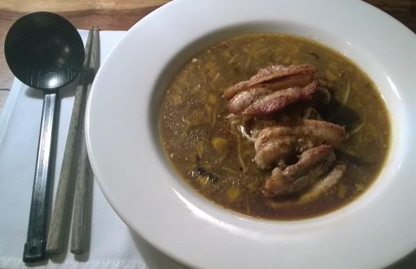 Yakiniku Pork Belly soup