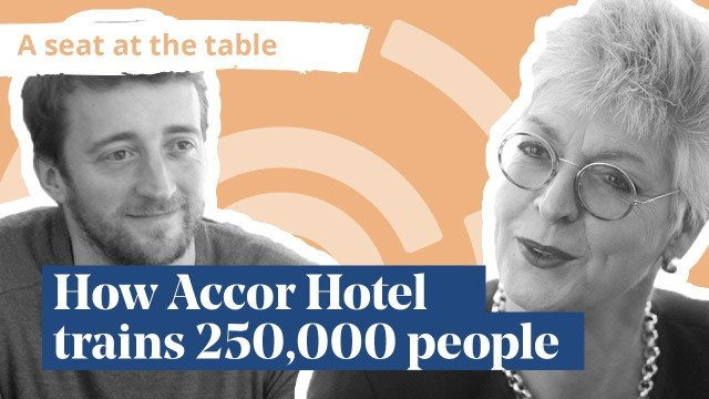 Click here to access Accor Hotels' CLO interview on Youtube