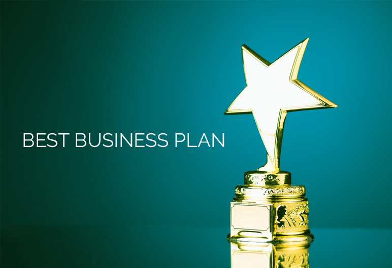 Best Business plan award