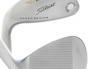 Vokey Titleist pitching wedge