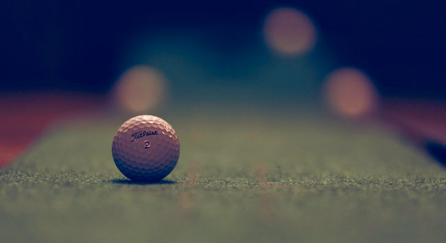 Comparing Titleist golf balls