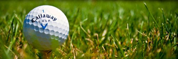 Callaway Golf Drivers hit Callaway golf balls