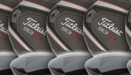 pros using Titleist 913D2 at PGA Driver Derby