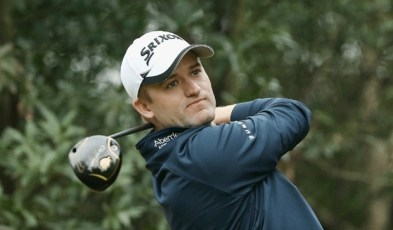 Russell Knox Winner of the WGC-HSBC Championship