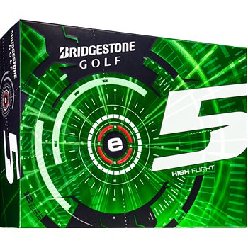 Bridgestone E5 Series Golf Ball