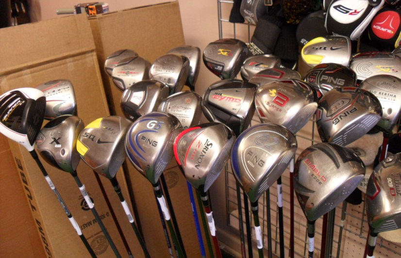 how to sell used golf clubs