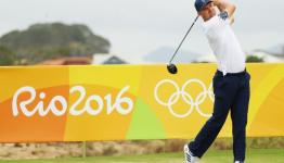 Olympic Golf Justin Rose