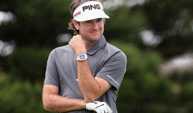 Does Bubba Watson Have an Anger Problem?