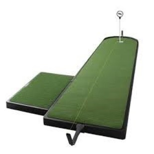 Tour Links Puttmaster indoor putting mat