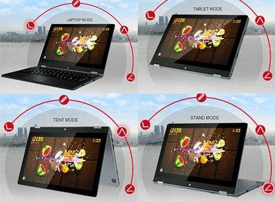 [評測]Lenovo Yoga 11S - 懂瑜伽的手提電腦 2