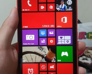 """[評測]Nokia Lumia 1520詳細測試 - 6""""大屏幕配上流暢使用體驗 4"""