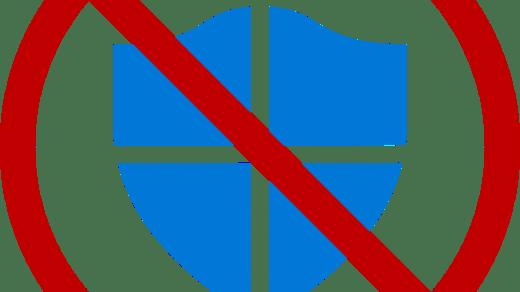 [教學] 如何關閉Windows Defender? 1