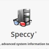 Speccy:快速檢視電腦零件溫度的軟件(Windows 適用) 1
