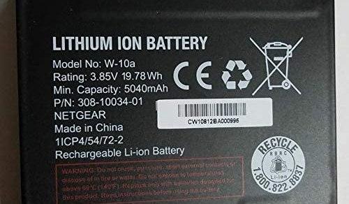 如何購買 Netgear Nighthawk M1 流動路由器的電池?(香港適用) 6
