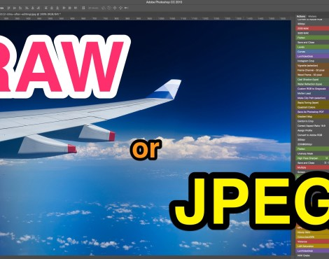 RAW or JPEG?