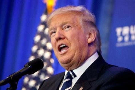 米メディアの予想を超える強さをみせて大統領選に勝利したドナルド・トランプ氏(AP)