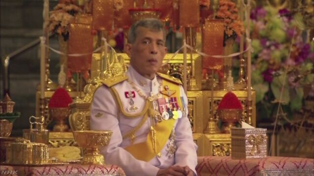 70年ぶり新国王即位へ=皇太子「ラマ10世」に-タイ